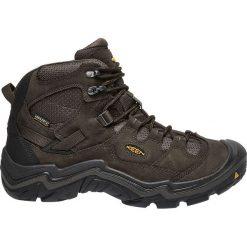 Buty trekkingowe męskie: Keen Buty męskie Durand Mid WP European Made Cascade Brown/Dark Earth r. 42 (1013864)