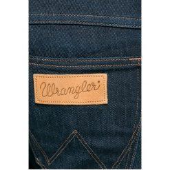 Wrangler - Jeansy. Niebieskie jeansy męskie skinny Wrangler. W wyprzedaży za 239,90 zł.