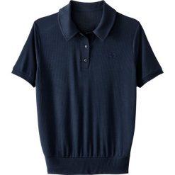 Bluzki asymetryczne: Koszulka polo w paski