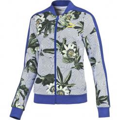 Bluza w kolorze niebieskim. Niebieskie bluzy z kieszeniami damskie marki Puma, xs. W wyprzedaży za 113,95 zł.