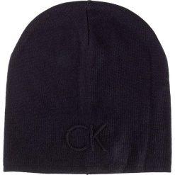 Czapka męska CALVIN KLEIN JEANS - Garreth Hat K50K503151 411. Niebieskie czapki damskie marki Calvin Klein Jeans. W wyprzedaży za 169,00 zł.