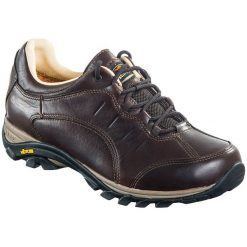 Buty trekkingowe męskie: MEINDL Buty męskie Ascona Identity brązowe r. 44.5 (2767)