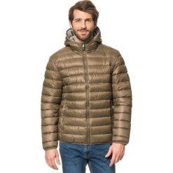 Kurtki męskie: Kurtka zimowa w kolorze khaki