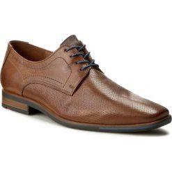 Półbuty LLOYD - Drayton 17-109-32 Reh/Stone. Brązowe buty wizytowe męskie Lloyd, z materiału. W wyprzedaży za 439,00 zł.