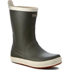 Kalosze VIKING - Seilas 1-46000-37 Olive. Zielone buty zimowe damskie marki Viking, z kauczuku. W wyprzedaży za 189,00 zł.