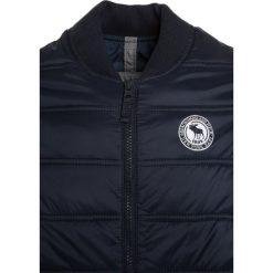 Abercrombie & Fitch TIPPED Kurtka zimowa navy/grey. Niebieskie kurtki chłopięce zimowe Abercrombie & Fitch, z materiału. W wyprzedaży za 263,20 zł.