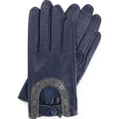 Rękawiczki damskie: 46-6L-292-GN Rękawiczki damskie
