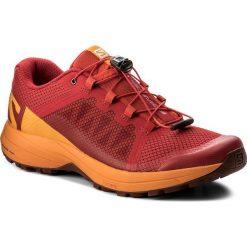 Buty SALOMON - Xa Elevate 401324 27 V0 Barbados Cherry/Bright Marigold/Syrah. Czerwone buty do biegania męskie marki Salomon, z materiału. W wyprzedaży za 349,00 zł.