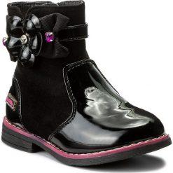 Buty dziecięce: Kozaki NELLI BLU - CM161227-4 Czarny