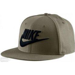 Czapki z daszkiem męskie: Nike Czapka z daszkiem męska Futura True oliwkowa (584169-222)