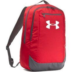 Plecak UNDER ARMOUR - Ua Hustle Backpack 1273274-600 Ldwr/Red/Gph/Slv. Czerwone plecaki męskie Under Armour, z materiału, sportowe. W wyprzedaży za 119,00 zł.