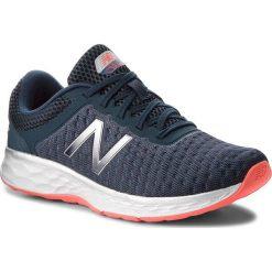 Buty NEW BALANCE - MKAYMRG1 Granatowy. Niebieskie buty do biegania męskie marki New Balance, z materiału. W wyprzedaży za 259,00 zł.