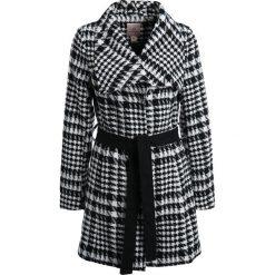 Kurtki i płaszcze damskie: Anna Field CLOUDDANCER Płaszcz wełniany /Płaszcz klasyczny black/ white