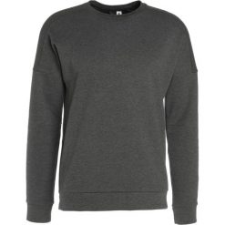 Bluzy męskie: adidas Performance Bluza dark grey heather