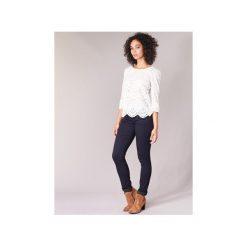 Jeansy slim fit Freeman T.Porter  Alexa Slim S-SDM. Niebieskie jeansy damskie relaxed fit marki Sinsay, z podwyższonym stanem. Za 479,00 zł.