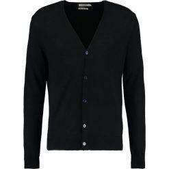 Swetry rozpinane męskie: KIOMI Kardigan  black