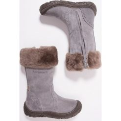 Bisgaard Śniegowce light grey. Szare buty zimowe chłopięce Bisgaard, z materiału. Za 609,00 zł.