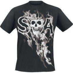 T-shirty męskie: Sons Of Anarchy Smokey Reaper T-Shirt czarny