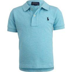 Bluzki dziewczęce bawełniane: Polo Ralph Lauren CUSTOM TOPS Koszulka polo beach aqua heather