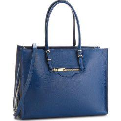 Torebka CREOLE - K10534 Granatowy D24. Niebieskie torebki klasyczne damskie Creole, ze skóry. W wyprzedaży za 239,00 zł.