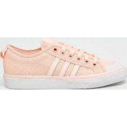 Adidas Originals - Buty Nizza. Szare buty sportowe damskie marki adidas Originals, z gumy. W wyprzedaży za 239,90 zł.