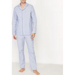 Piżamy męskie: Piżama popelinowa
