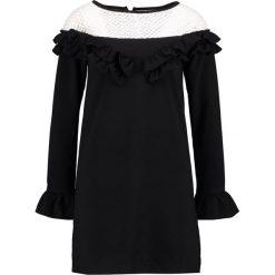 Sukienki hiszpanki: Navy London EVE Sukienka letnia black