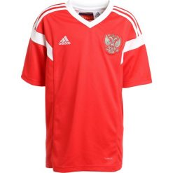 Adidas Performance RFU RUSSIA HOME Koszulka reprezentacji red/white. Czerwone t-shirty chłopięce marki adidas Performance, m. Za 279,00 zł.