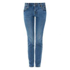 S.Oliver Jeansy Damskie 38/32 Niebieski. Niebieskie jeansy damskie marki S.Oliver. W wyprzedaży za 165,00 zł.