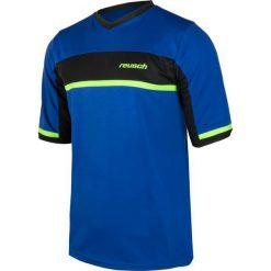 REUSCH Koszulka  męska Razor Shortsleeve niebisko-czarna r. S (35/12/104/450). Czarne koszulki do piłki nożnej męskie Reusch, m. Za 94,25 zł.