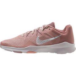 Nike Performance ZOOM CONDITION TR 2 Obuwie treningowe smokey mauve/metallic silver/vast grey/rust pink/diffused taupe. Czarne buty sportowe damskie marki Nike Performance, z materiału, na golfa. Za 379,00 zł.