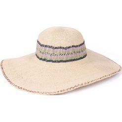 Kapelusz damski Persephone beżowy. Brązowe kapelusze damskie marki Art of Polo. Za 49,91 zł.