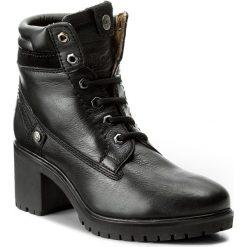 Buty zimowe damskie: Botki WRANGLER - Sierra Leather WL172510 Black 62
