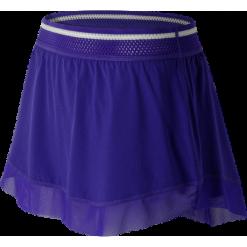 New Balance WK61406SSL. Niebieskie spódnice wieczorowe marki New Balance, na jesień, xs, z materiału, dopasowane. W wyprzedaży za 99,99 zł.