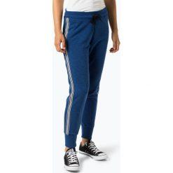 Marie Lund Sport - Spodnie damskie, niebieski. Niebieskie bryczesy damskie Marie Lund Sport, l, z dresówki. Za 119,95 zł.