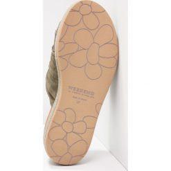 Chodaki damskie: Weekend Klapki kaki