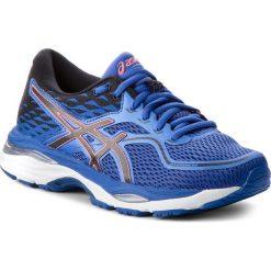 Buty ASICS - Gel-Cumulus 19 T7B8N  Blue Purple/Black/Flash Coral 4890. Niebieskie buty do biegania damskie Asics, z materiału. W wyprzedaży za 289,00 zł.