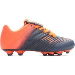 Buty sportowe chłopięce: Granatowe Buty Sportowe Football Field