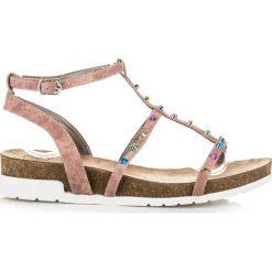 Sandały damskie: Sandały Destina odcienie różu