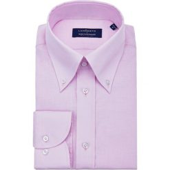 Koszula Różowa Freeway. Czarne koszule męskie non-iron marki TOM TAILOR DENIM, l, z bawełny, button down, z długim rękawem. Za 299,00 zł.