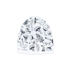 Czapka dziecięca Leśne runo biała (cz18431). Białe czapeczki niemowlęce marki Art of Polo. Za 34,80 zł.
