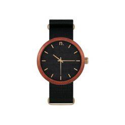 Drewniany zegarek new hoop 43 n046. Czarne zegarki męskie Neatbrand. Za 349,00 zł.