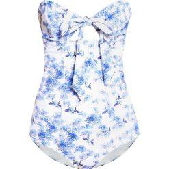Bielizna damska: Lilliput & Felix IRIS Kostium kąpielowy blue/white