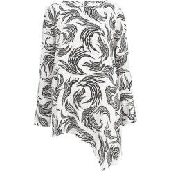 Bluzki asymetryczne: Finery London CARLOS Bluzka white