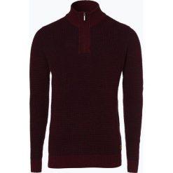 Nils Sundström - Sweter męski, czerwony. Czerwone swetry klasyczne męskie Nils Sundström, m, z bawełny. Za 229,95 zł.