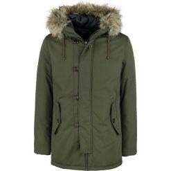 Kurtki i płaszcze męskie: Produkt Fixs Parka Jacket Kurtka zimowa ciemnozielony
