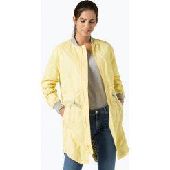 Płaszcze damskie pastelowe: Kari Traa – Płaszcz damski, żółty