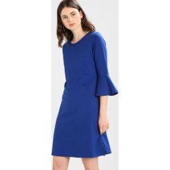 Sukienki hiszpanki: b.young SELOUISE FLARED DRESS Sukienka z dżerseju sapphire blue