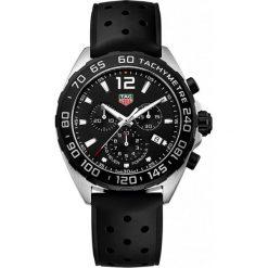 ZEGAREK TAG HEUER FORMULA 1 CAZ1010.FT8024. Czarne zegarki męskie marki KALENJI, ze stali. Za 4990,00 zł.