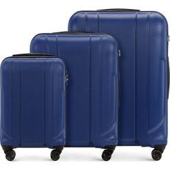Walizki: 56-3P-86S-90 Zestaw walizek